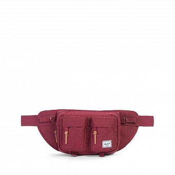 Сумка поясная Herschel Eighteen Winetast