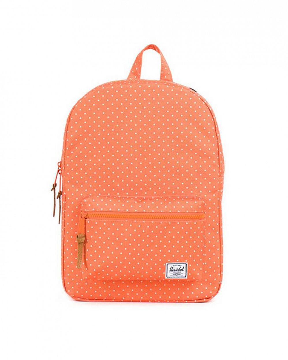 купить Рюкзак Herschel Settlements Youth Orange Polka Dot в Москве