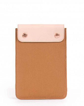 Чехол Herschel Spokane Sleeve для iPad Mini Caramel