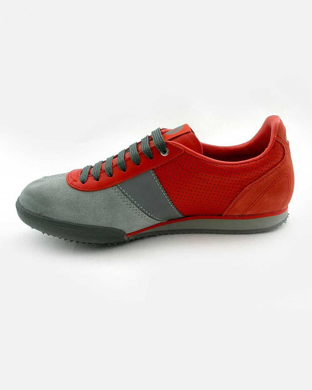 Кроссовки Botas Classic 66 38C PEDAL PROJECT red grey отзывы