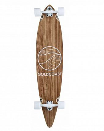 Лонгборд Gold Coast Longboards Classic Zebra