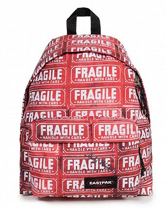 Рюкзак городской Eastpak Padded Pak'R Andy Worhol Fragile