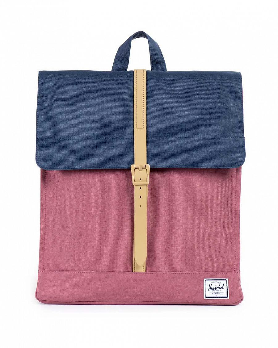 купить Рюкзак Herschel City Dusty Blush Navy Khaki Rubber в Москве