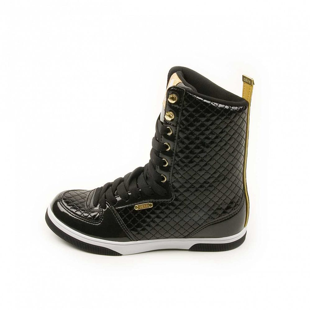 Кеды Osiris Uptown Limited W'S Blk/gold/quilted отзывы