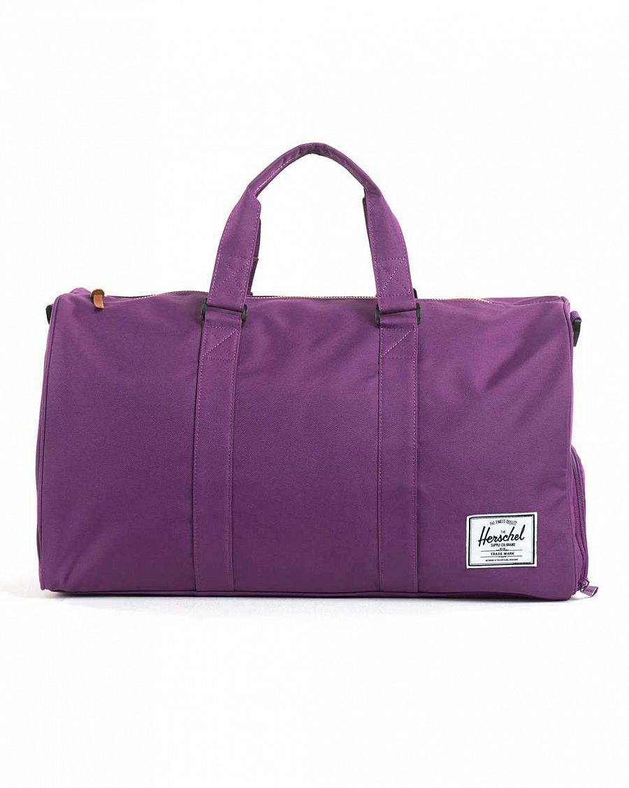 Сумка спортивная Herschel Novel Purple Purple (10026) отзывы