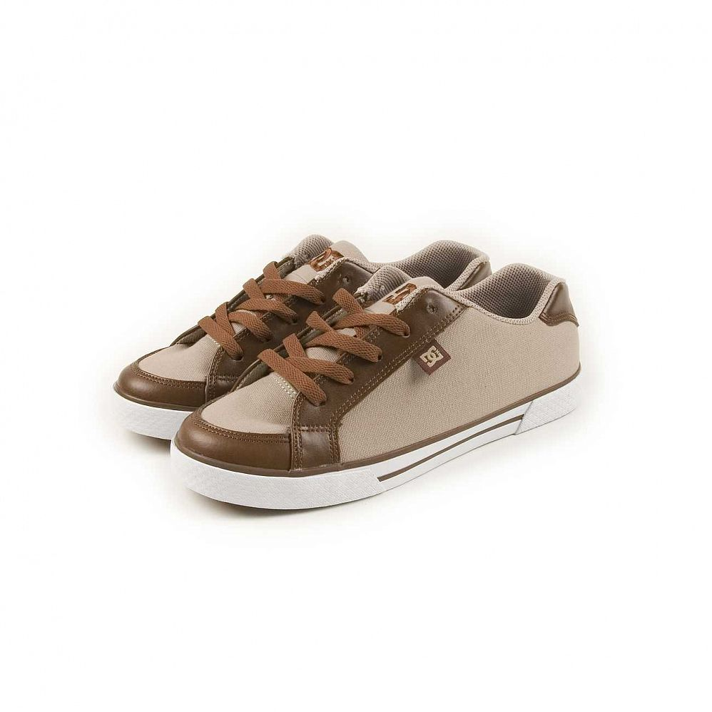 купить Кеды DC Shoes Empire TX Brown в Москве