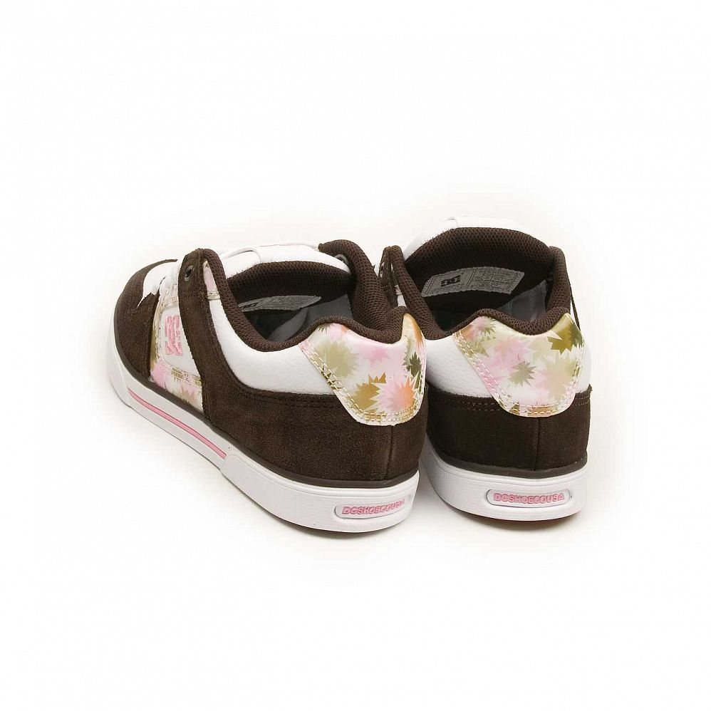 Кеды DC Shoes Pure SE Ladies Shoe Dcwp интернет-магазин в Москве