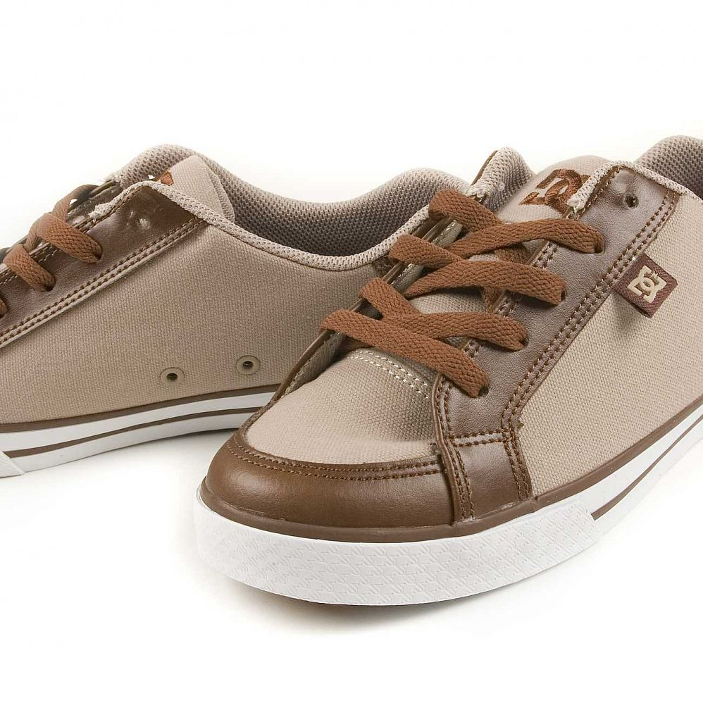 Кеды DC Shoes Empire TX Brown цена в Москве