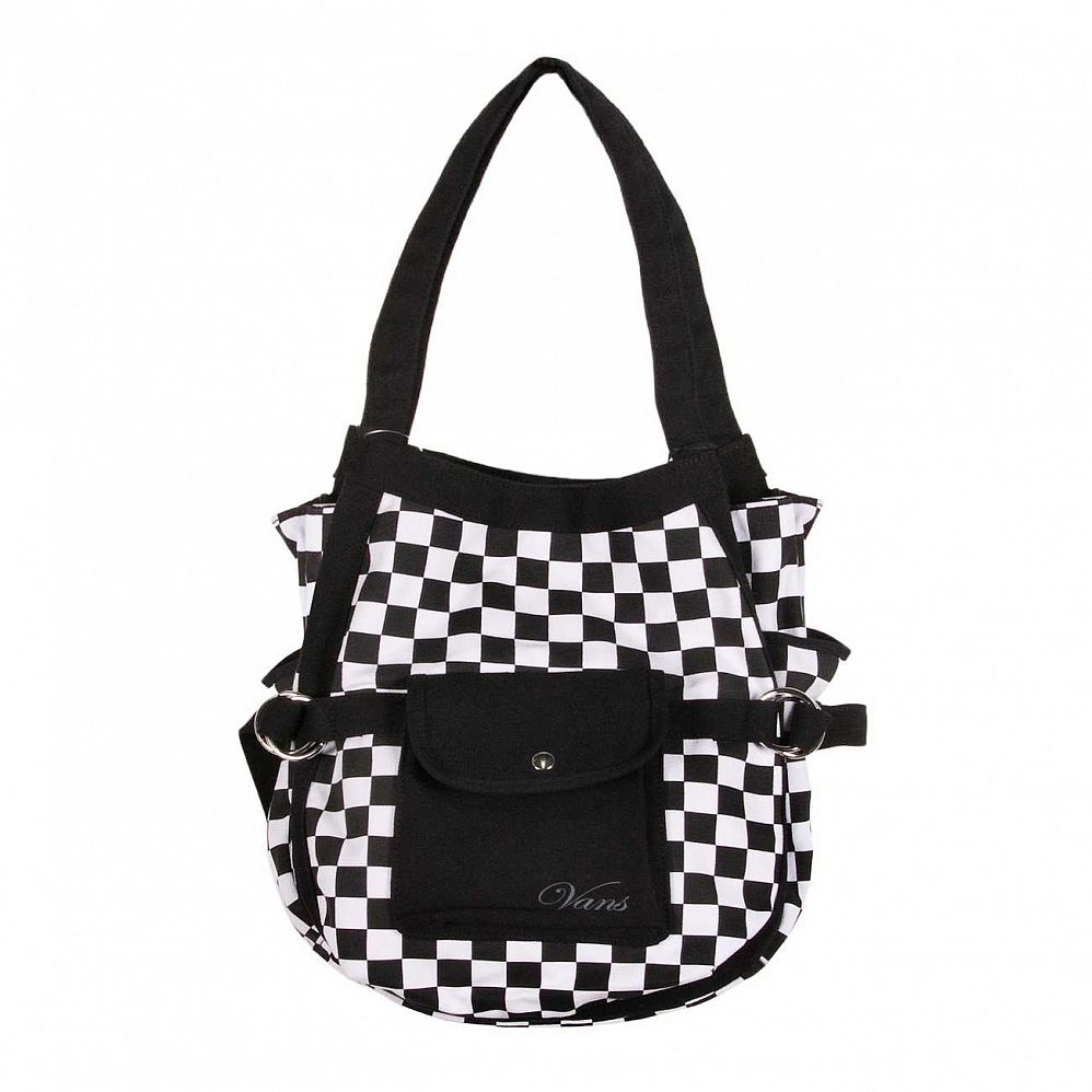 Сумка Ж Circle Tote Black White отзывы