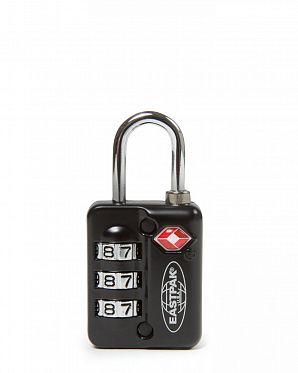 6552716788d Замок навесной багажный кодовый Eastpak LOCK-IT Black