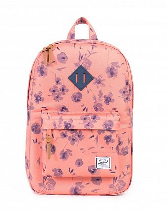 Рюкзак Herschel Heritage Mid-Volume Ruby Burnt Coral Rubber