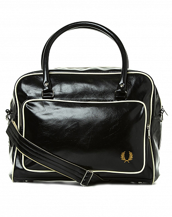 Сумка через плечо Fred Perry L5252 Classic Holdall Bag Black
