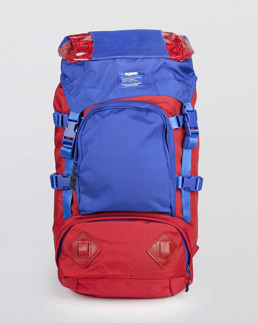 Рюкзак T Level Backpack Company Deluxe 43L Backpack Blue Red отзывы