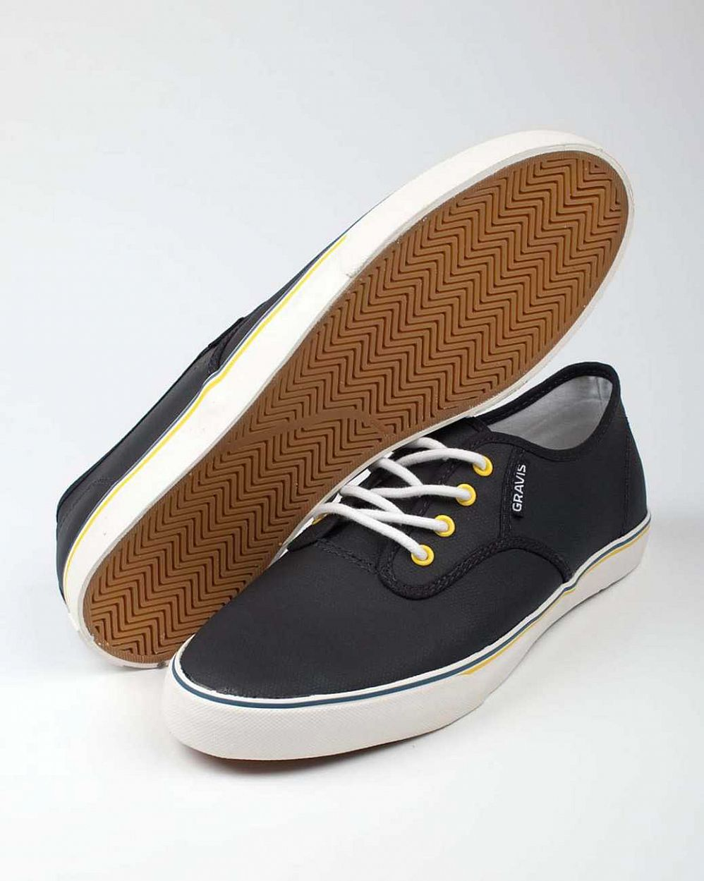 Кеды Gravis Slymz Wax Dark Navy Wax цена в Москве