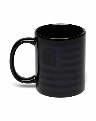Кружка Carhartt WIP Coffee Mug Ceramic Black