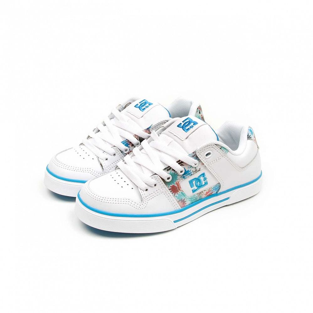 купить Кеды DC Shoes Pure SE Ladies Shoe Wtqw в Москве