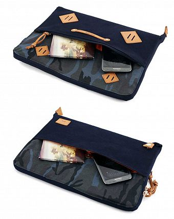 Клатч папка Pack n Roll ONEDAY CLUTCH (NAVY CAMO)