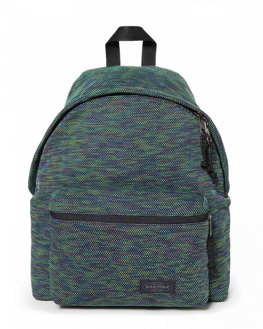 2dd6a15fce12 Рюкзак городской Eastpak Padded Pak'R Knitted Green купить с ...