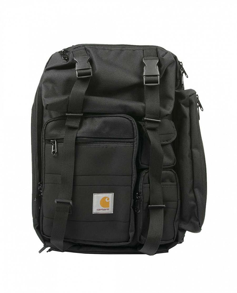 Рюкзак Carhartt WIP Laptop Backpack Black отзывы