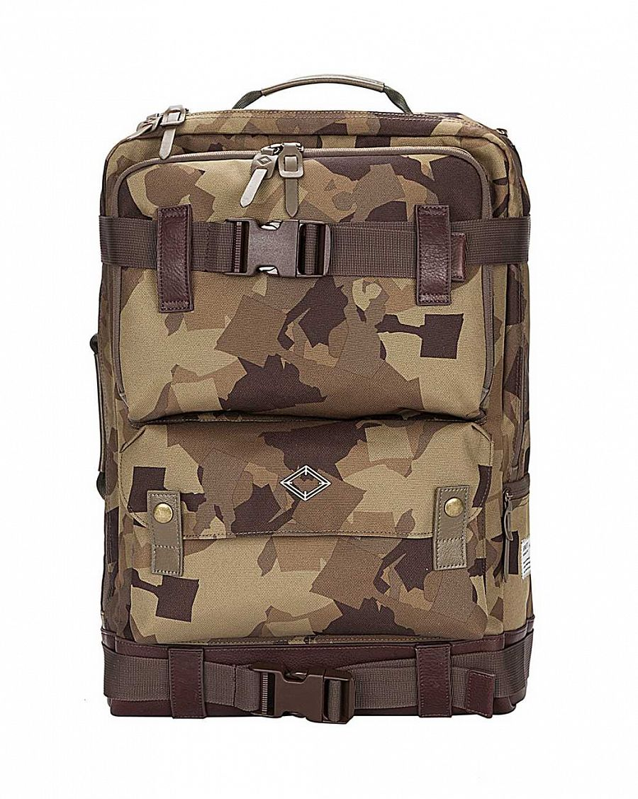 купить Рюкзак Brownbreath Backpack Definition newsboy camo в Москве
