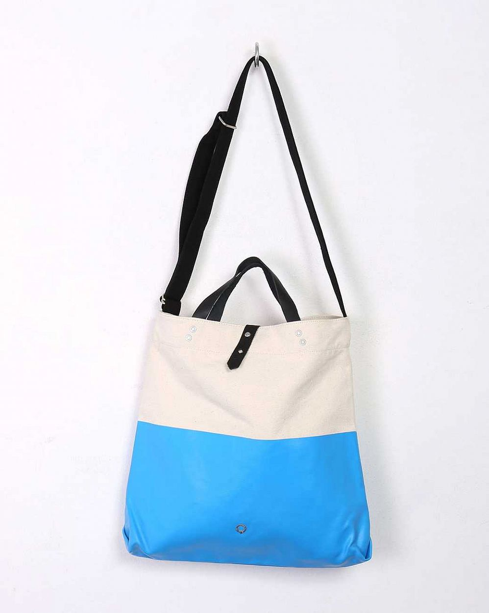 купить Сумка Stighlorgan Kavan Canvas Leather Sholder Tote Cyan в Москве