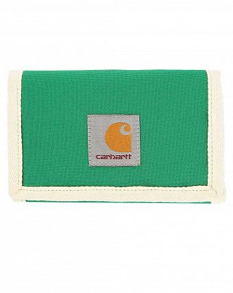 Кошелек Carhartt WIP Watch Wallet Green