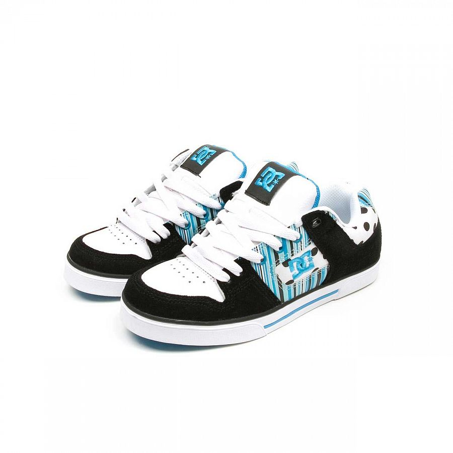 купить Кеды DC Shoes Pure SE Ladies Shoe Bwqd в Москве