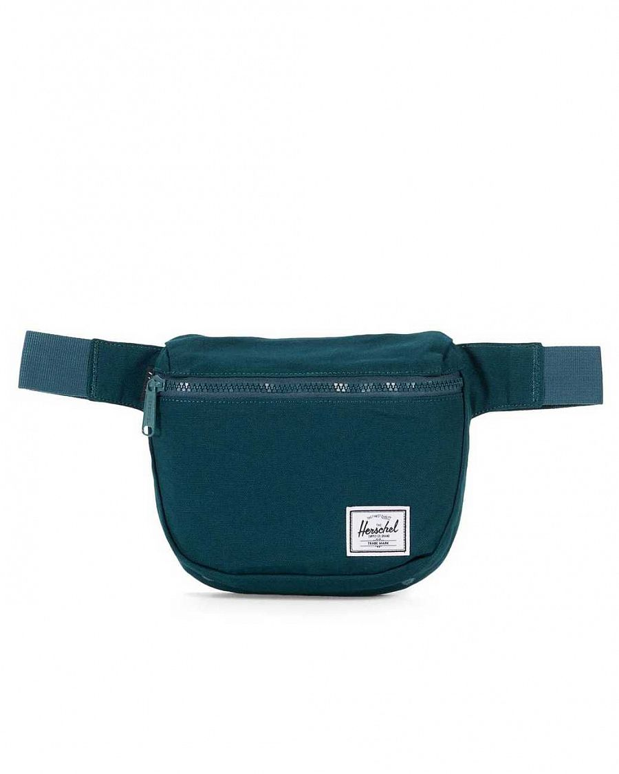 Сумка поясная Herschel Fifteen Cotton Deep Teal отзывы