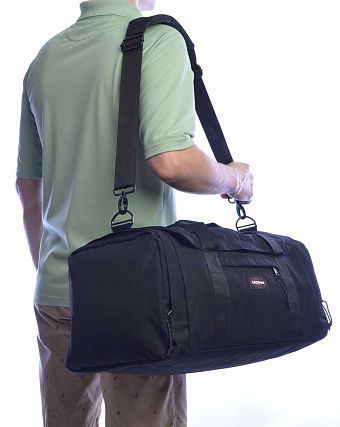 Сумка спортивная Eastpak READER M black
