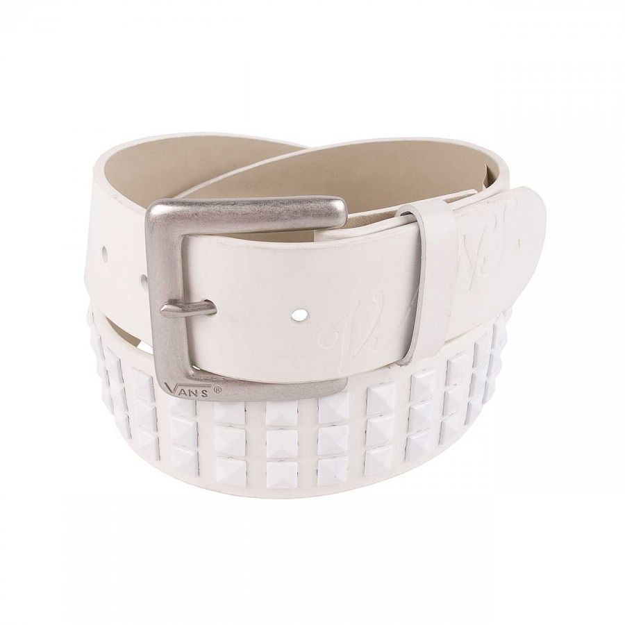 Ремень Vans Love Studs Belt White отзывы
