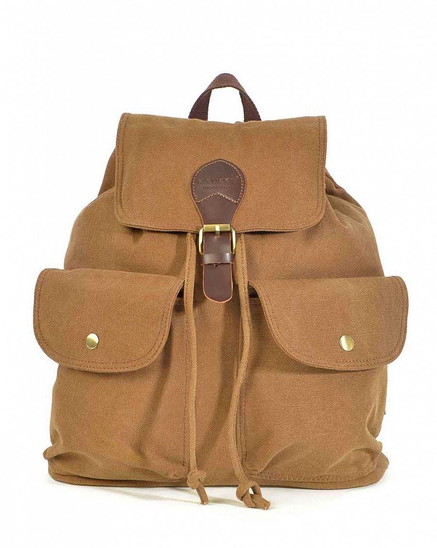 337ce24100c0 Рюкзак женский городской Kaukko Authentic Bags Co.Ltd FJ17 Brown отзывы