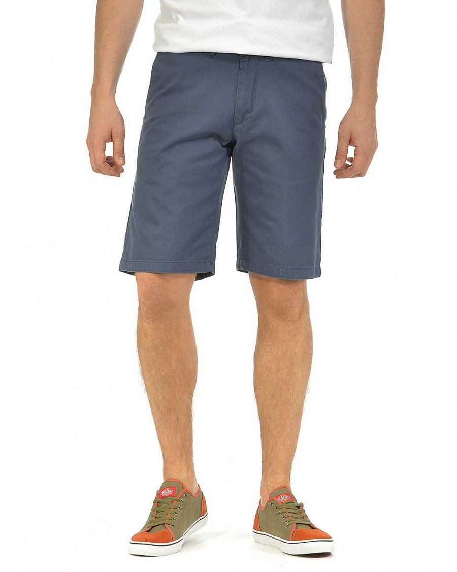 Шорты повседневные Carhartt WIP Johnson Short Questa Cotton Twill 9 Oz Blue Penny отзывы