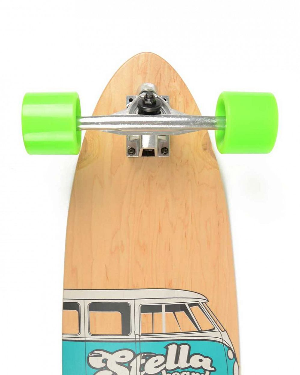 Лонгборд Stella Longboards KICKTAIL SLOW DAYZ BLUE цена в Москве