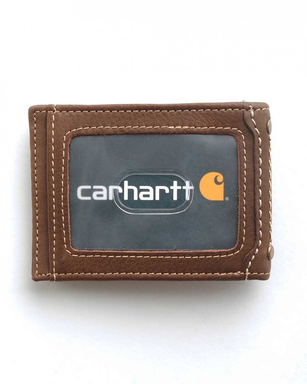 Кошелек Carhartt USA Long Neck Front Pocket Brown цена в Москве