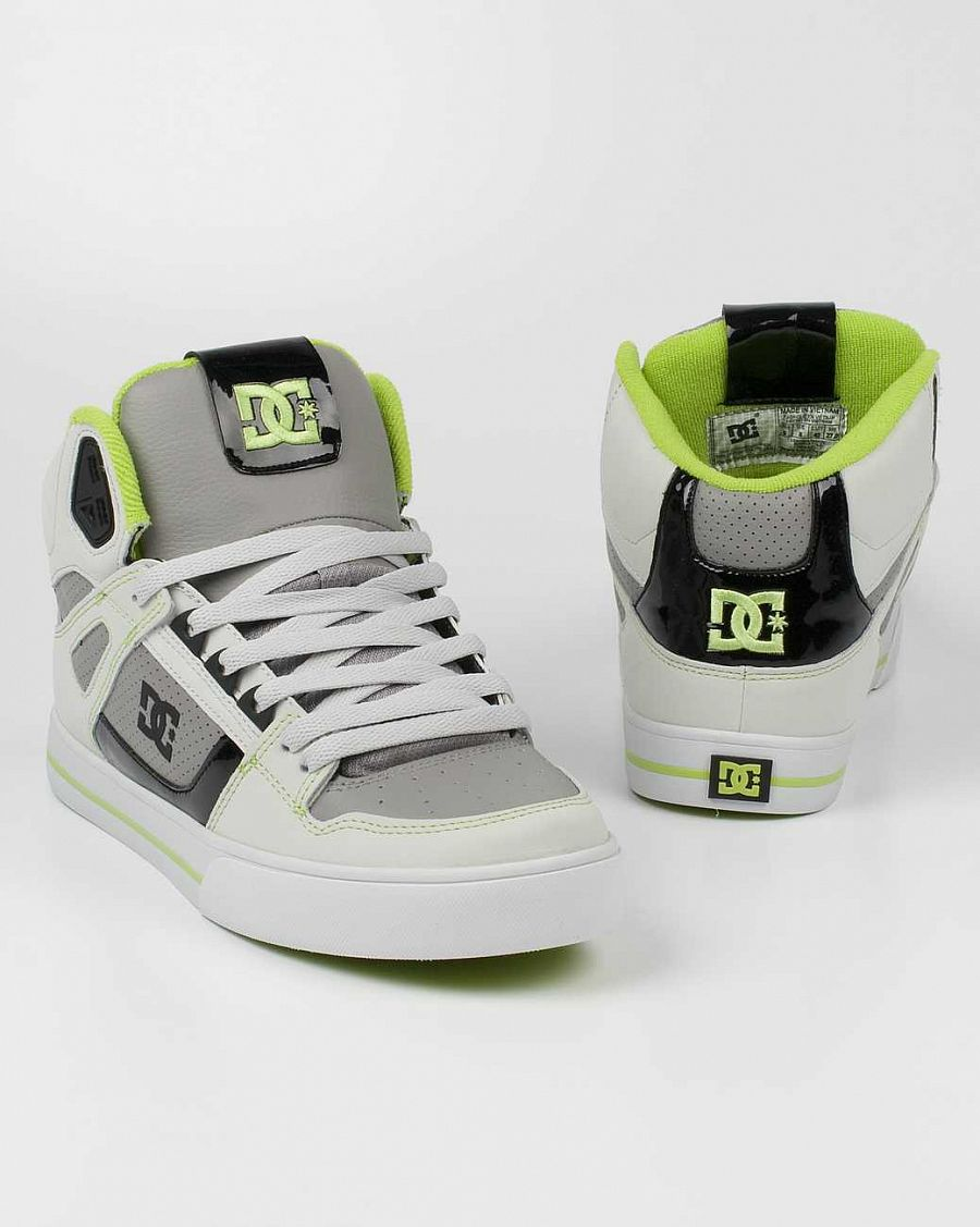 Кеды DC Shoes Spartan High WC Shoe Armor Black отзывы