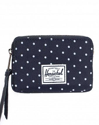 Кейс для кредиток Herschel Oxford Pouch Polka Dot Small