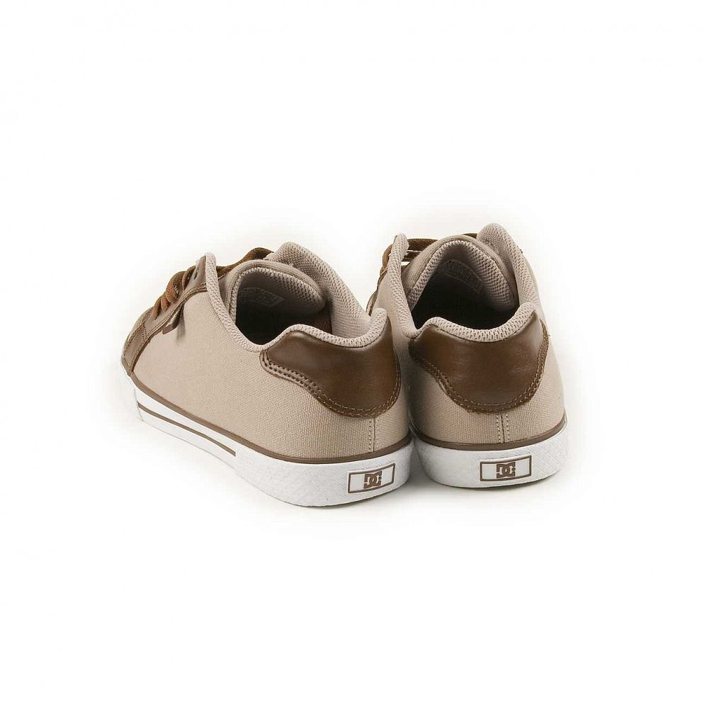 Кеды DC Shoes Empire TX Brown интернет-магазин в Москве
