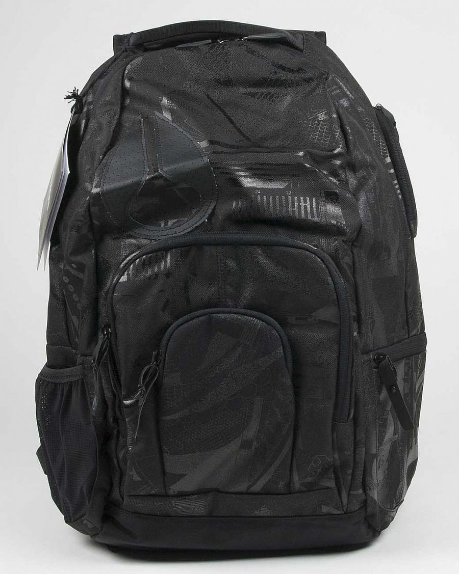 Рюкзак Nixon Ground Backpack Dither Black отзывы