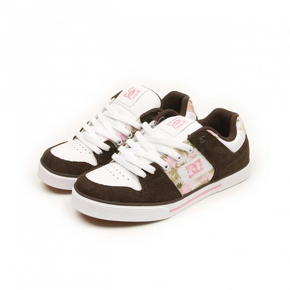 купить Кеды DC Shoes Pure SE Ladies Shoe Dcwp в Москве