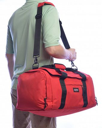Сумка дорожная Eastpak READER M chuppachop red