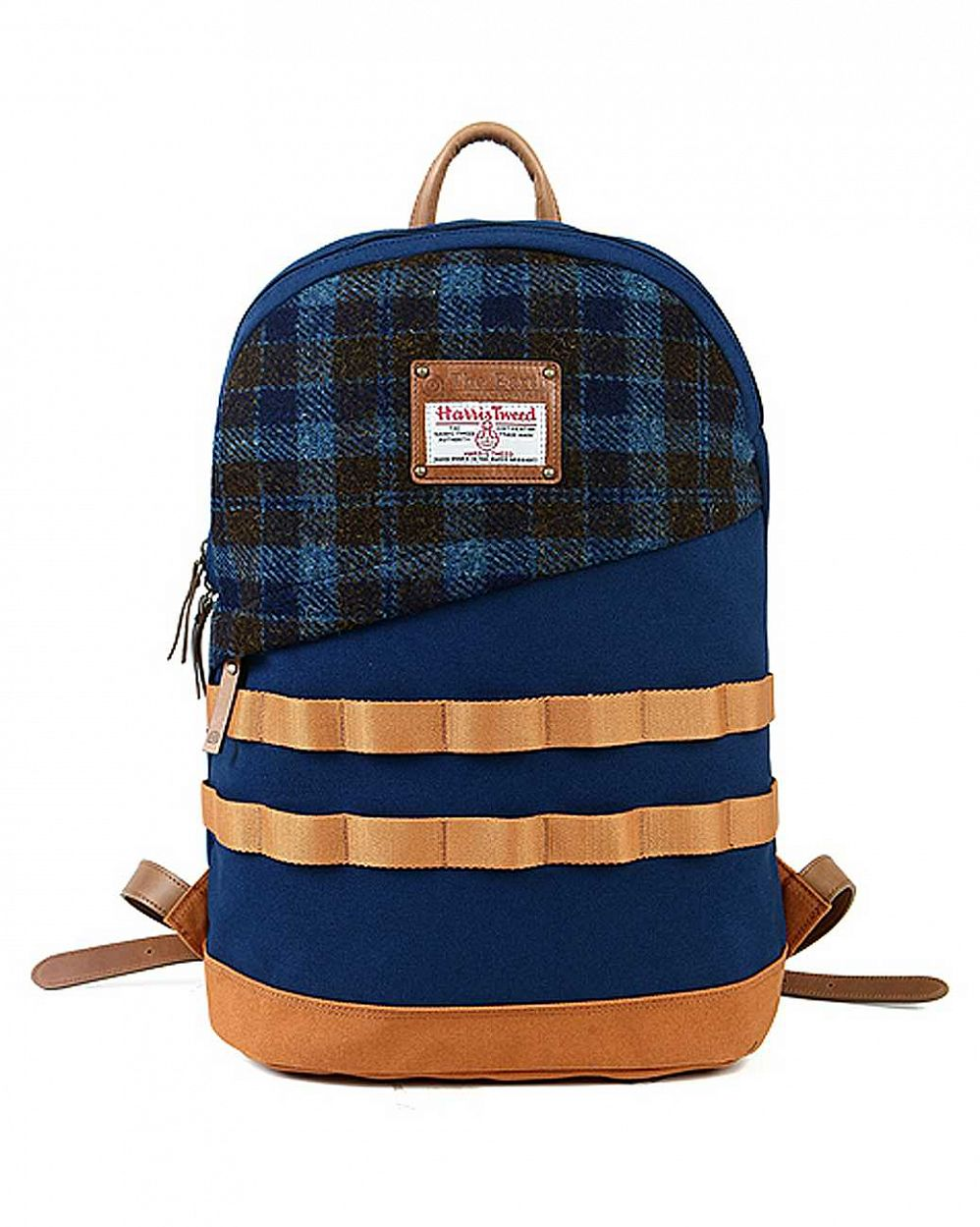 купить Рюкзак The earth Company Harris Tweed (England) Daypack blue в Москве