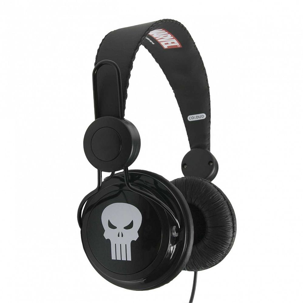 Наушники Coloud Marvel Punisher Logo отзывы
