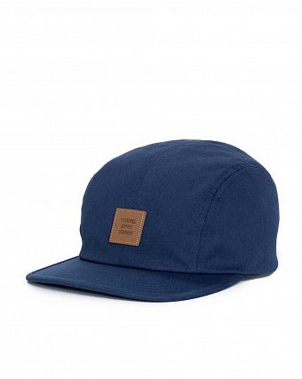 Бейсболка 4 панели Herschel Supply Co Owen Cap NAVY