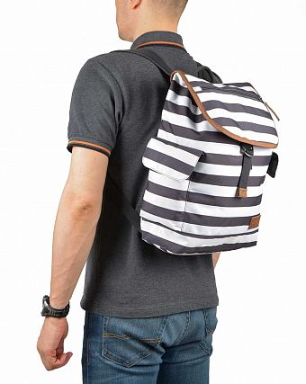 Рюкзак женский для 13 MacBook Pro/Air Eastpak Owen distinct stripes