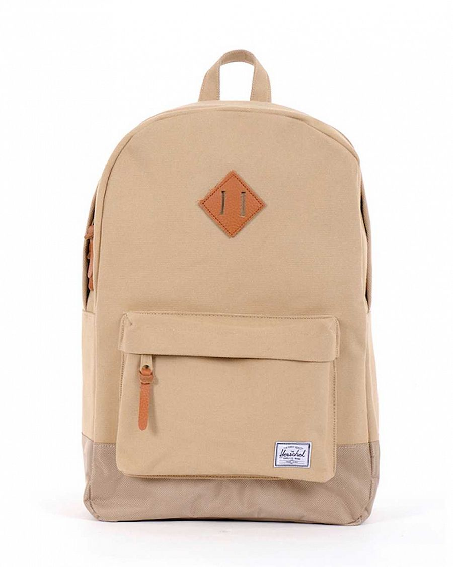 купить Рюкзак Herschel Heritage Canvas or Cordura Khaki 20 Oz в Москве