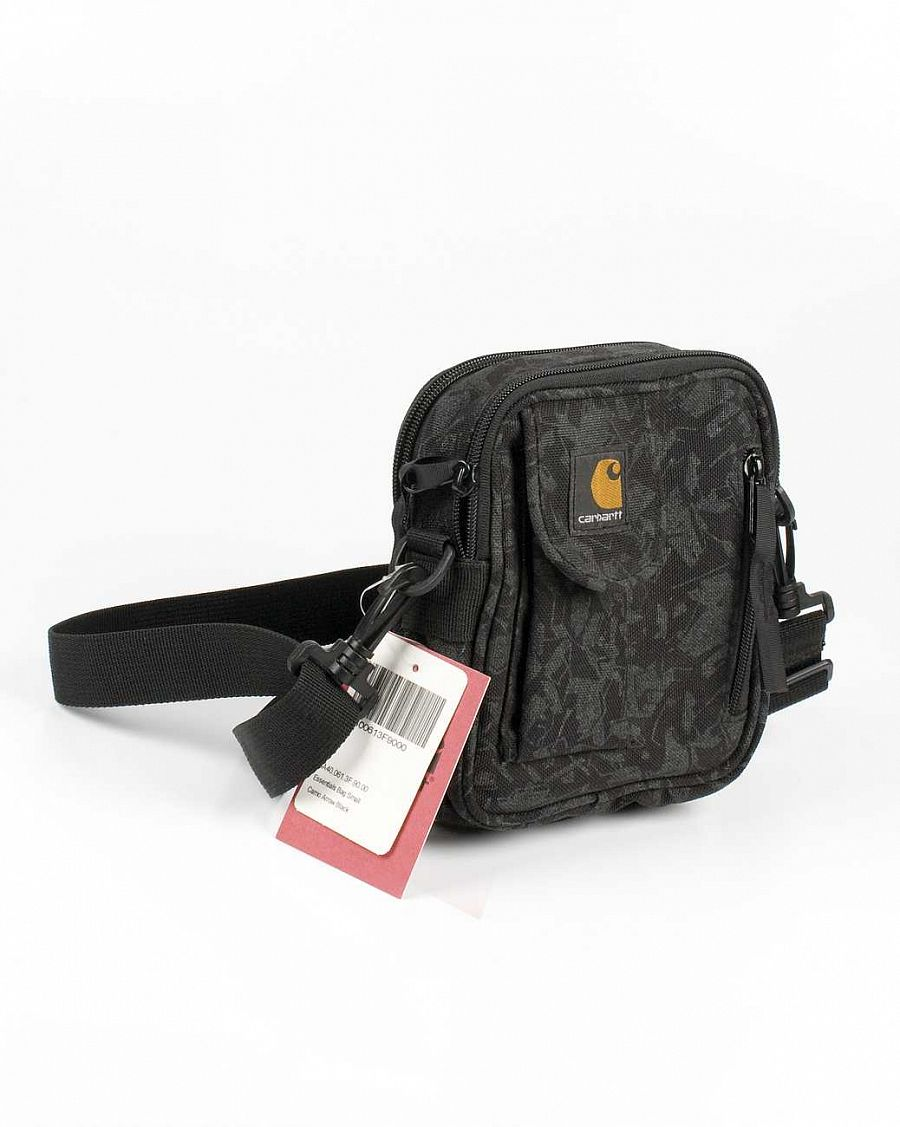 Сумка Carhartt Essentials Bag Small Camo Arrow Black отзывы