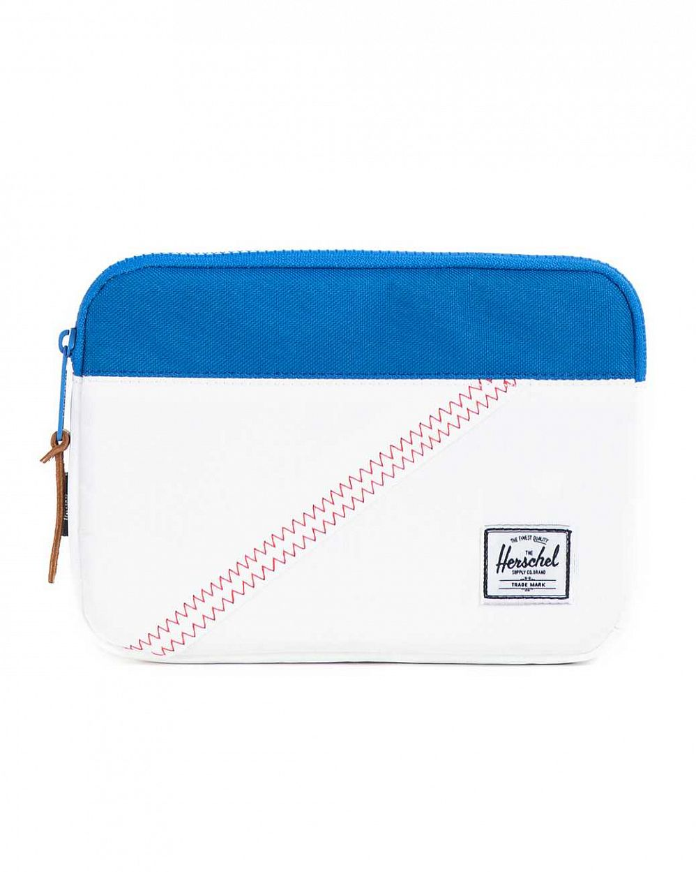 Чехол Herschel Anchor Sleeve для iPad Mini White Regatta Blue отзывы