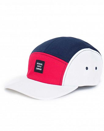 Бейсболка Herschel Supply Co Glendale White Red Navy