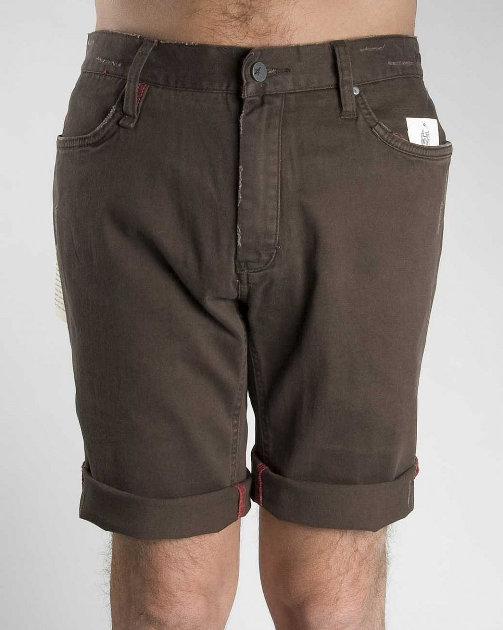 купить Шорты Altamont A.reynolds Signature MNS Shorts Brown в Москве