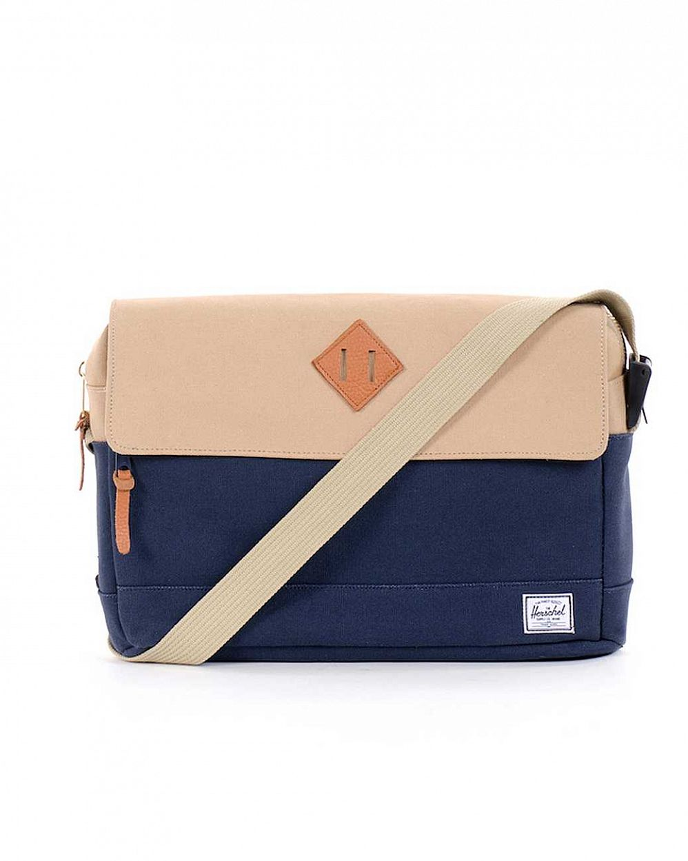 Сумка Herschel Morgan (20oz Canvas) Navy 20oz отзывы